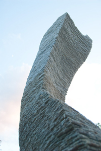 The Flame Sculpture